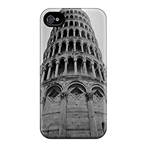 Forever Collectibles Leaning Tower Hard Snap-on Iphone 4/4s Case