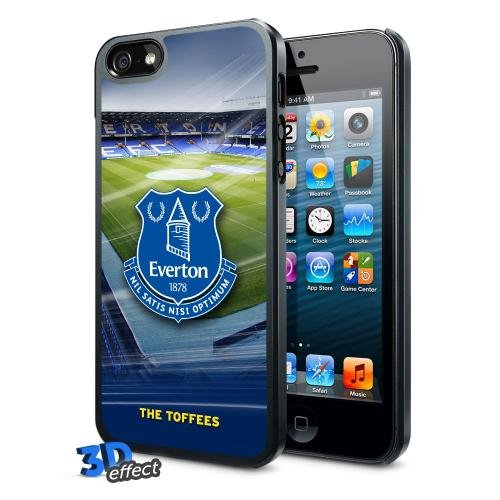 Everton FC IPhone 5 / 5S Case - Hard - 3D