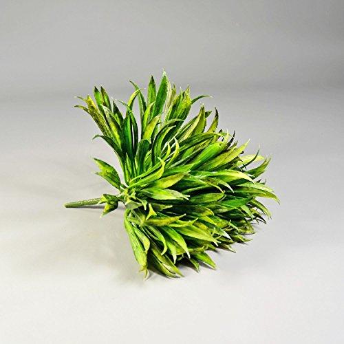 Rye Silk - Rye Grass Pick x 8~8 H Bush Filler Greenery Silk Wedding Decoration Flowers Artificial Arrangement Centerpieces