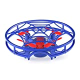 Mini RC Drone for Kids - ALLCACA Remote Control Helicopter - 2.4Ghz 4 Channels Headless RC Quadcopter with 3D Flips Altitude Hold Easy to Fly for Kids and Beginners
