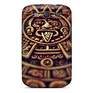 Fashionable SOWebWd7739qlfts Galaxy S3 Case Cover For Clock Ticking Protective Case