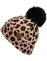 Exclusives Cable Knit Beanie - Thick, Soft & Warm Chunky Beanie Hats (HAT-20A)(HAT-30)(HAT-730)