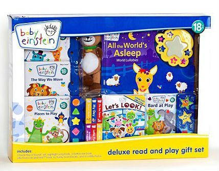 Baby Einstein Deluxe Read And Play Gift Set Buy Online
