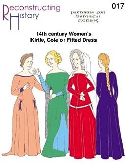 Amazon com: 14th century Women's Smock or Chemise Pattern