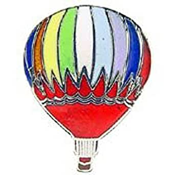 amazoncom metal lapel pin blimps and balloons hot
