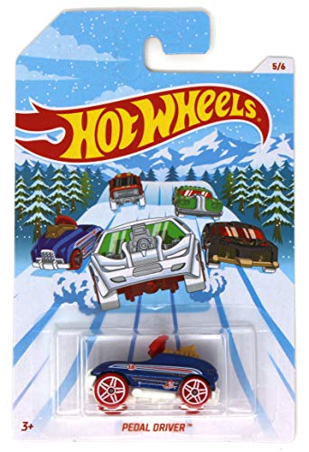 Hot Wheels Pedal Driver Holiday Hot Rods 5/6