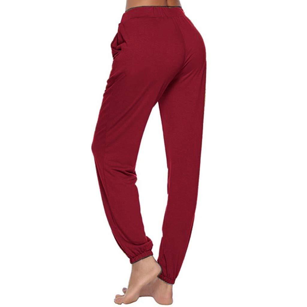 Pajama Jogger Lounge Sleep Pants Sweatpants Forthery-Women Fleece Pajama Pants Sleep /& Loungewear PJ Bottoms