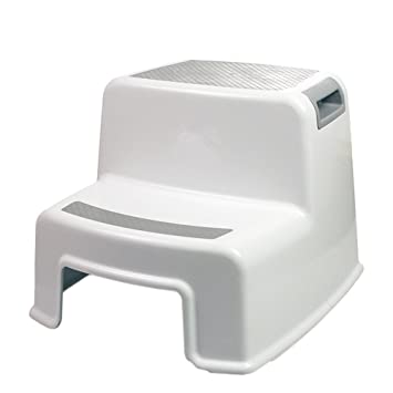 Toddler Step Stool, Potty Training Toilet Stools For Kids In Bathroom,  Kitchen,