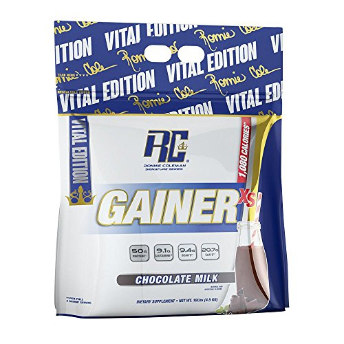 Ronnie Coleman Signature Series Gainer XS High Protein We...