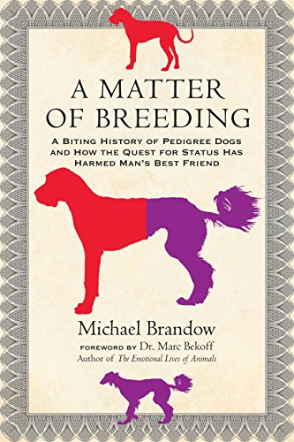 - A Matter of Breeding: A Biting History of Pedigree Dogs and How the Quest for Status Has Harmed Man's Best Friend