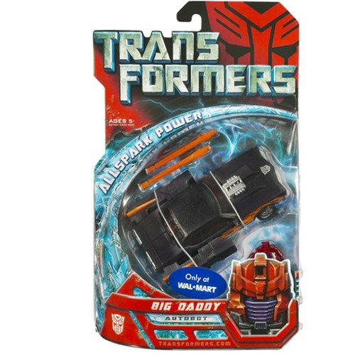 Transformers Movie Deluxe Big Daddy Action Figure