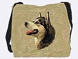 Alaskan Malamute Tote Bag - 17 x 17 Tote Bag