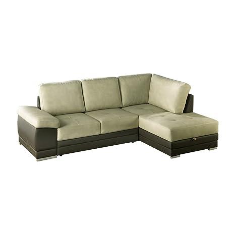 Casarreda Divano letto angolare mod. VENEZIA con chaise lounge dx ...