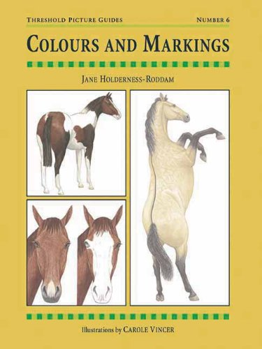 - Colours and Markings: Threshold Picture Guide No 6 (Threshold Picture Guides)