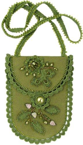 Beads East Dame Eva Bead Crochet Bag Kit