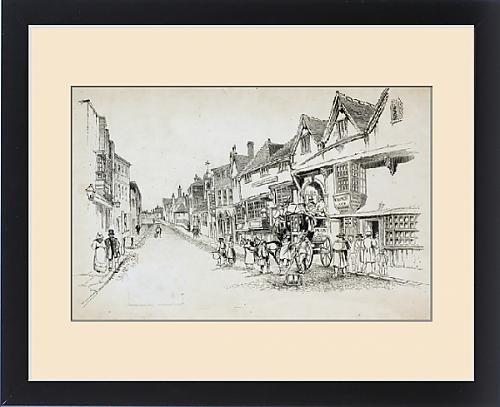 Canterbury Framed - 8