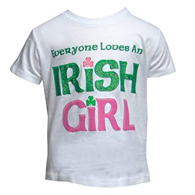 loves irish girl t Everyone shirt an