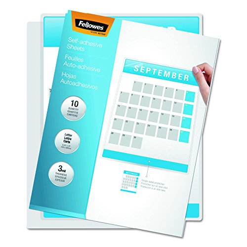 Self Adhesive Laminating Sheets - 3