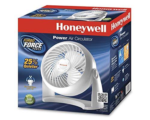 Hоnеywеll Home Decor HT-904 Tabletop Air-Circulator Fan White