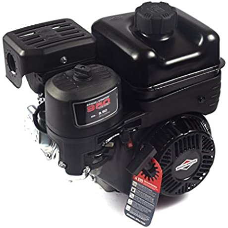 Briggs Stratton 130G32 0022 F1 950 Series 205CC Engine With 3 4 Inch Diameter By 2 27 64 Inch Length And Keyway Tapped 5 16 24 Inch