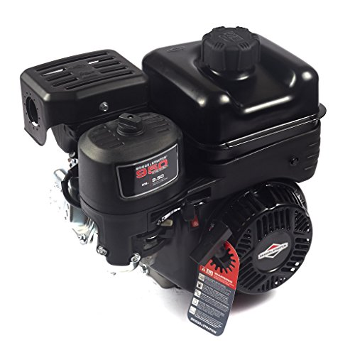 Briggs & Stratton 130G32-0022-F1 950 Series 205CC Engine with 3/4-Inch Diameter by 2-27/64-Inch Length and Keyway Tapped 5/16-24-Inch ()