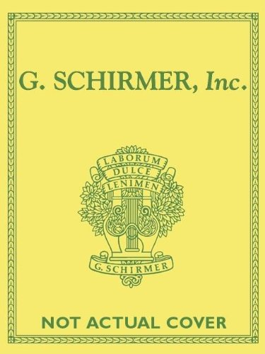 Practical Singing Tutor, Op. 474: Schirmer Library of Classics Volume 453 Voice Technique