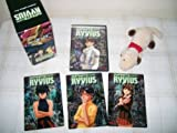 Infinite Ryvius - Lost in Space (Vol. 1) - With Series Box & Collectables by Bandai