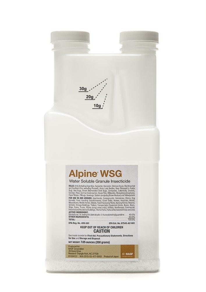 DavesPestDefense Alpine WSG 500g Jar by Alpine