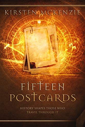 Fifteen Postcards (The Old Curiosity Shop Book 1) (Metaphysical Antique)