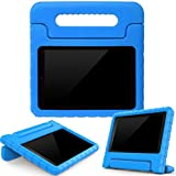 AVAWO Kids Case for Fire 7 2017 - Light Weight Shock Proof Handle Kid-Proof Case for Fire 7 inch Display Tablet (7th Generation - 2017 release), Blue