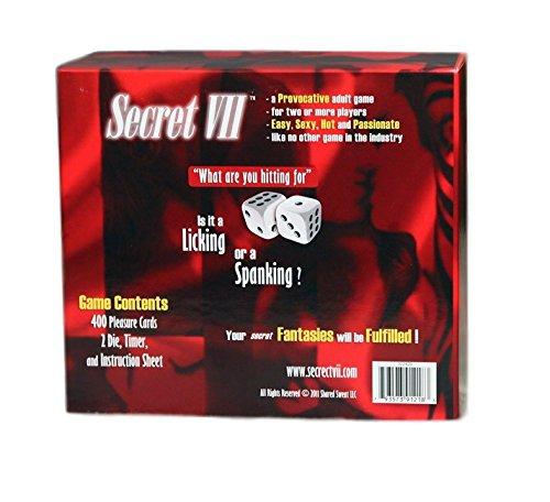 Secret-VII-Game