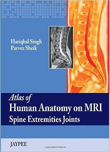 Atlas of Human Anatomy on MRI: Spine Extremities Joints: Amazon.es ...