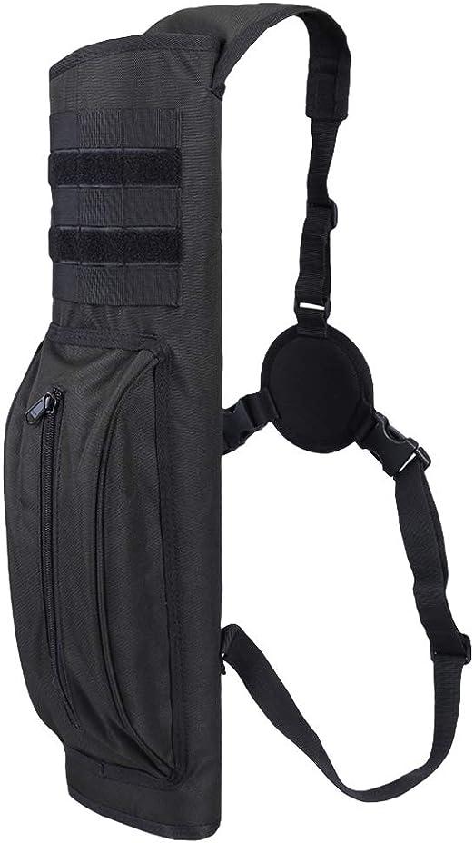 Lejie Archery Quiver Arrow Pack Portable Camouflage Tactical Archery Shoulder Bag