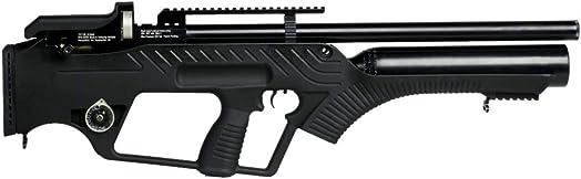 Hatsan Bullmaster 22 – Semi Auto PCP Rifle, Black