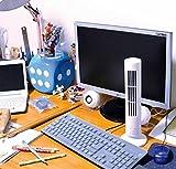 Dragonpad® USB Mini Tower Desk Fan Cooling Computer Notebook Office