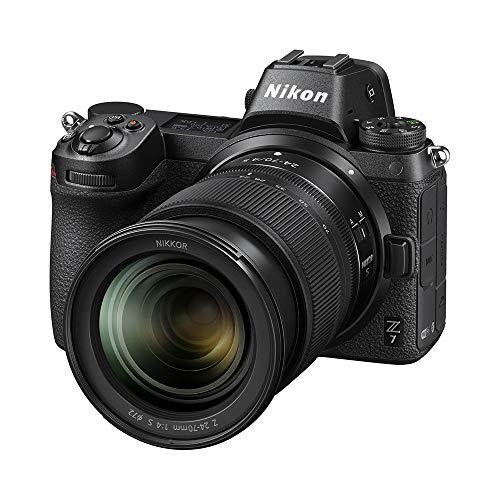 Nikon Z7 with 24-70 and 128GB XQD