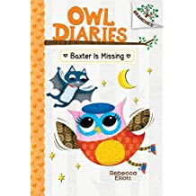Baxter is Missing: A Branches Book (Owl Diaries #6)