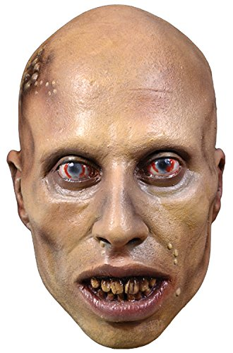 Loftus International American Horror Story Hotel Bed Man Full Head Mask Brown Yellow One-Size Novelty Item -