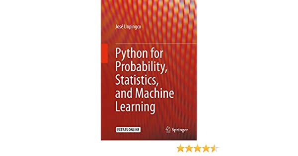 python for probability statistics and machine learning free pdf
