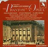 Songs From Andrew Lloyd Webber's The Phantom Of The Opera, With Bonus Songs From Sunset Boulevard (1993 Studio Cast)