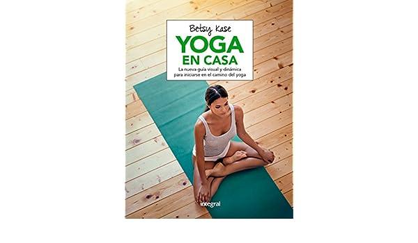 Yoga en casa (EJERCICIO CUERPO-MEN) (Spanish Edition ...