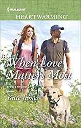 When Love Matters Most (San Diego K-9 Unit Book 2)