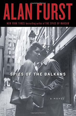 book cover of Spies of the Balkans