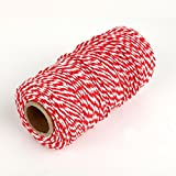 NewTrend 328 Feet Cotton Twine for DIY