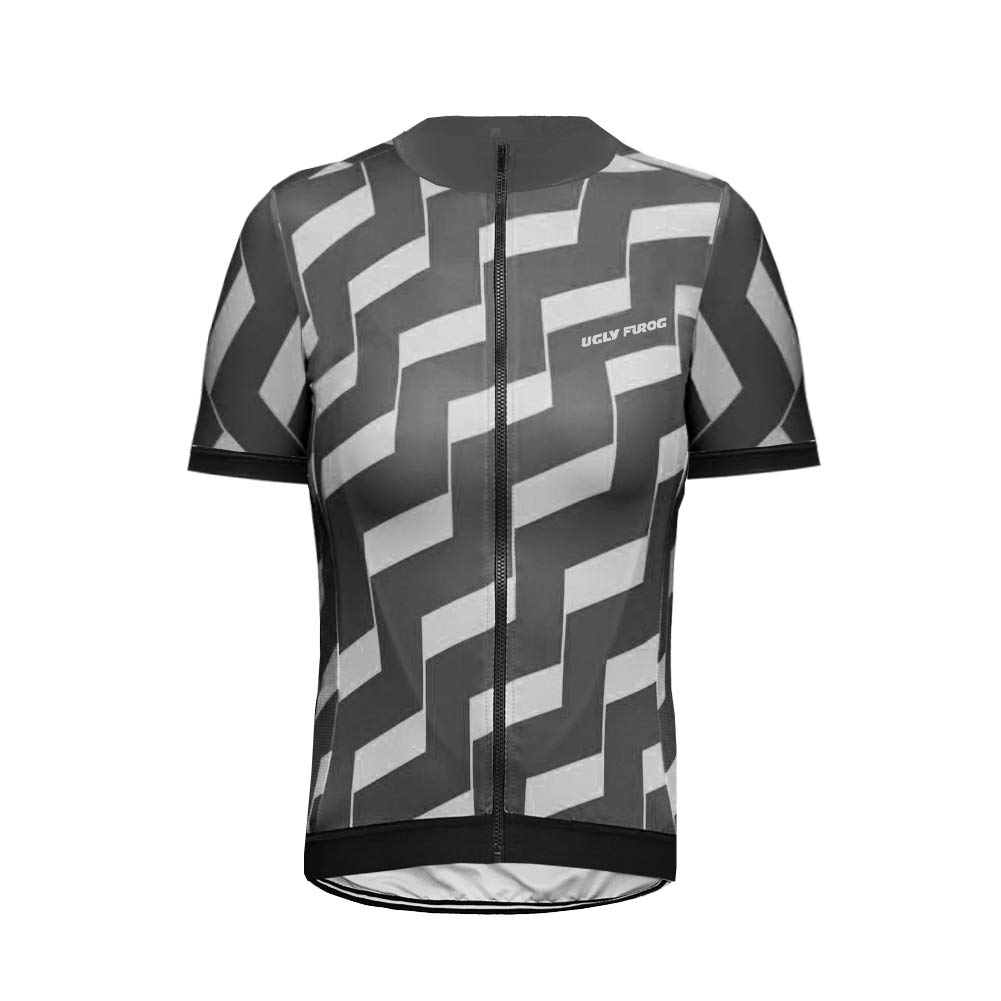 Uglyfrog LJ36 2018 Spring/Sommer Jersey Fahrradtrikot Vlies Langarm Shirt Herren Breathable Fahrradbekleidung Radfahren