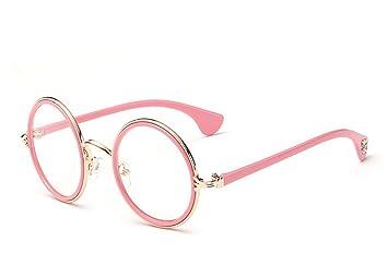 Sonnenbrille Sonnenbrillen / runde Brillen Rahmen / Retro Farbe Reflektierende Sonnenbrillen / Männer und Frauen Brillen ( Farbe : 12 ) V8tAQ5