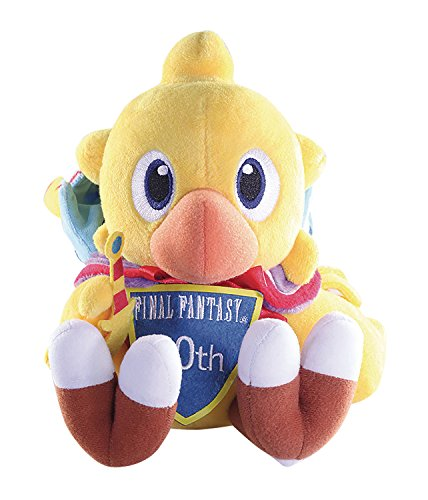 Square Enix Final Fantasy 30th Anniversary Chocobo Plush (Chocobo Plush)