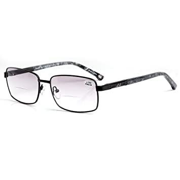 0f28984a4c95 LianSan Bifocal Designer Oversized Reading Glasses for Men Metal Women's  Readers 1.0 1.5 2 00 2.50