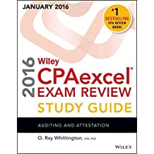 Wiley CPAexcel Exam Review 2016 Study Guide January: Auditing and Attestation