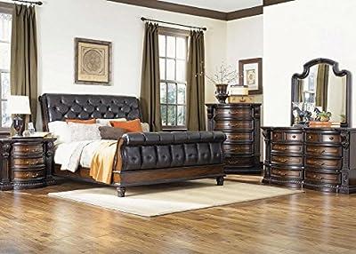 Regency 7 Pc. King Bedroom Furniture Set